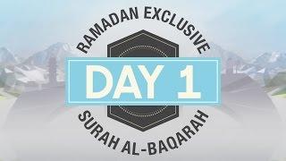 Approaching the Quran with Humility - Ramadan Exclusive - Nouman Ali Khan