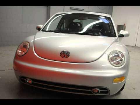 2002 Volkswagen New Beetle Grey Troy MI