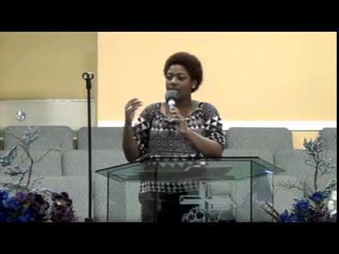 Don't Go Chasing Waterfalls, John 7:37-38,  Guest Minister Kelaiah Tillman