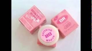 GROSIR dr pink pemutih cream racikan dokter asli 085727226215