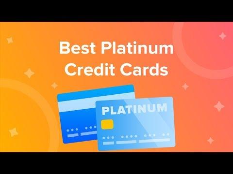 Best Platinum Credit Cards
