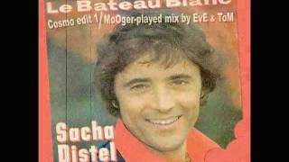 Sacha Distel - Le Bateau Blanc (Mooger-played mix by Eve et Tom)