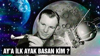Aya İlk Ayak Basan Neil Armstrong mu? Yoksa Gizlen