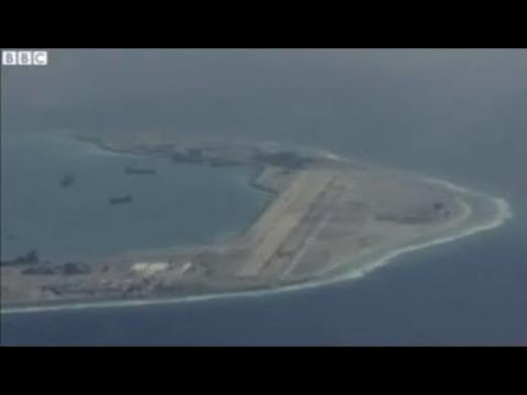 Breaking News - BBC Reporter Rupert Wingfield Visits South China Sea | SHOCKING !