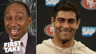 Download Stephen A. still has doubts about the 49ers after 4-0 start | First Take Mp3 and Videos