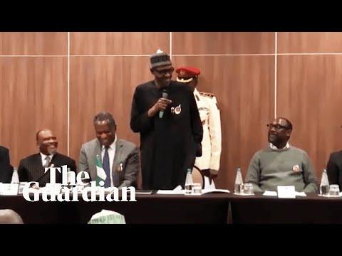Nigerian President Denies Being A Clone
