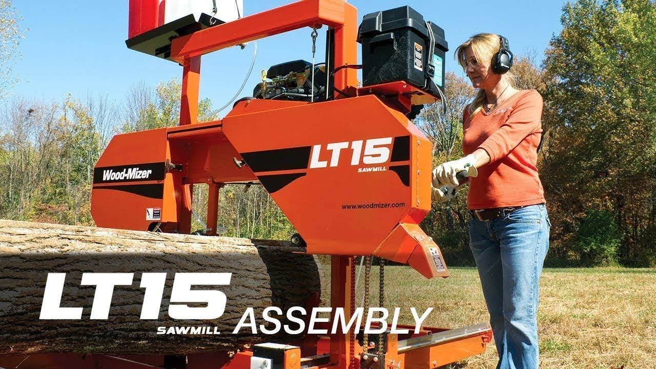 LT15 Portable Sawmill| Portable Sawmills & Wood Processing