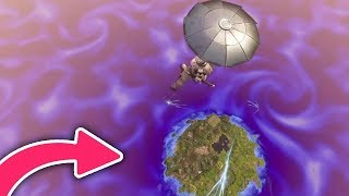 *NEW GLITCH* TO LEAVE THE MAP in FORTNITE!! | Tricks and Glitches Season 8