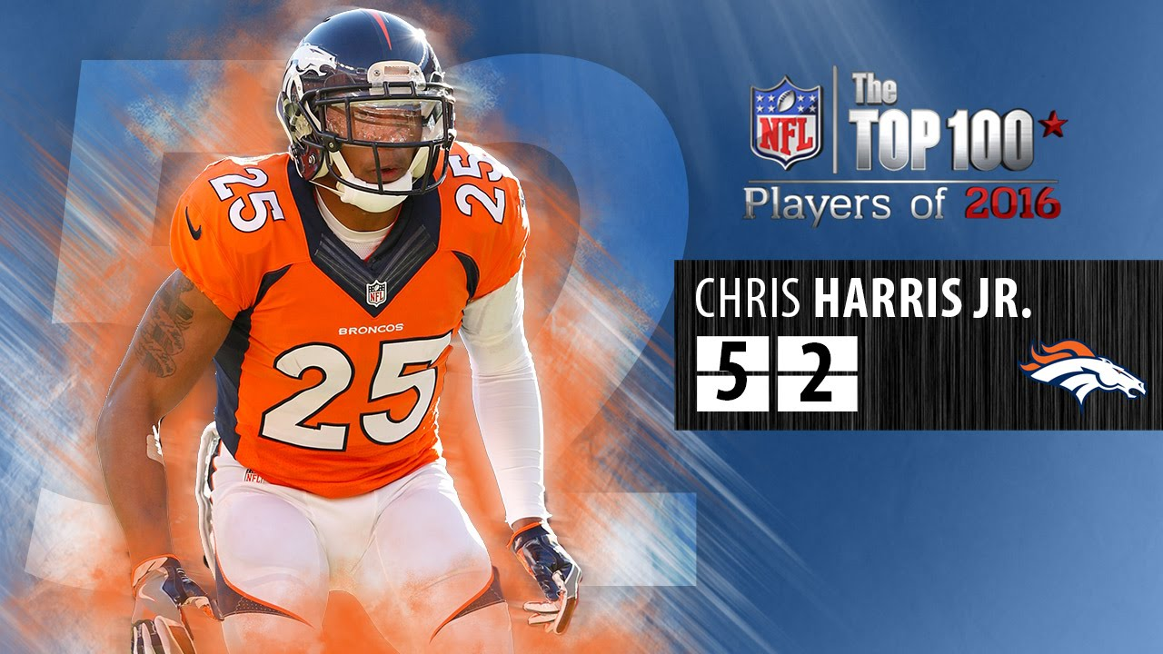 52 Chris Harris Jr Cb Broncos Top 100 Nfl Players Of 2016