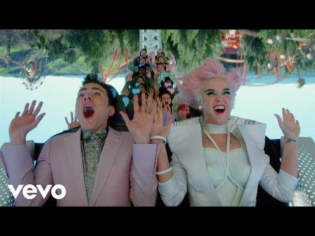 Katy Perry estrena el vídeo oficial de Chained To The Rhythm