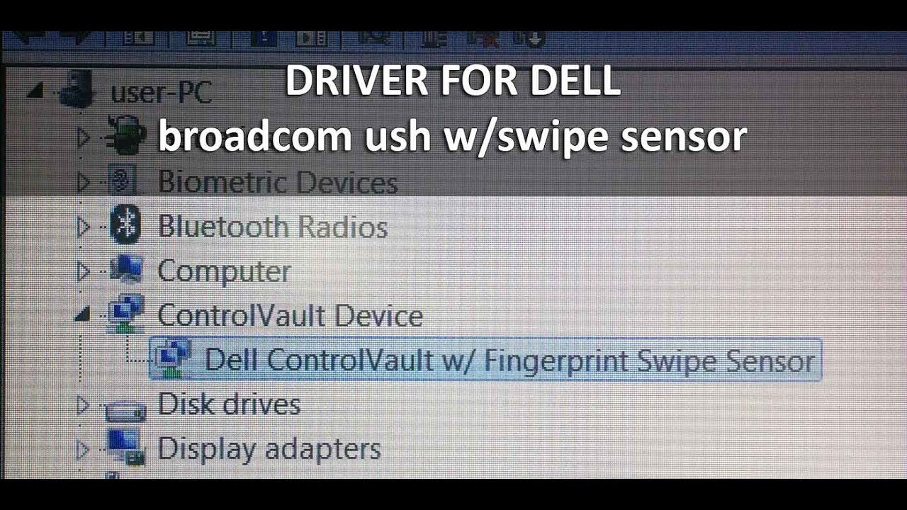 DELL E6420 BROADCOM TPM DRIVERS FOR WINDOWS MAC