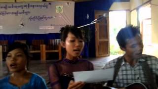 Women Forum at Taung-Oo Township, Bago Region