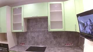 2017 Северное Чертаново обзор углового кухонного гарнитура