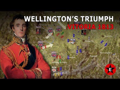 Wellington's Triumph: Vitoria 1813