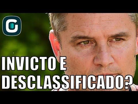 São Paulo X Santos I Invicto E Desclassificado? - Gazeta Esportiva (17/05/18)