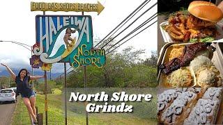Food adventure in North Shore, Oahu