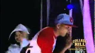 Chris Brown Kiss Kiss live on 106 & Park 2007