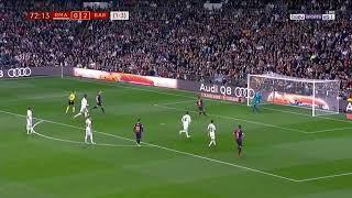 هدف برشلونه الثالث سواريز الثالث هاترك على ريال مدريد 2019 كلاسيكو اليوم!!!!!
