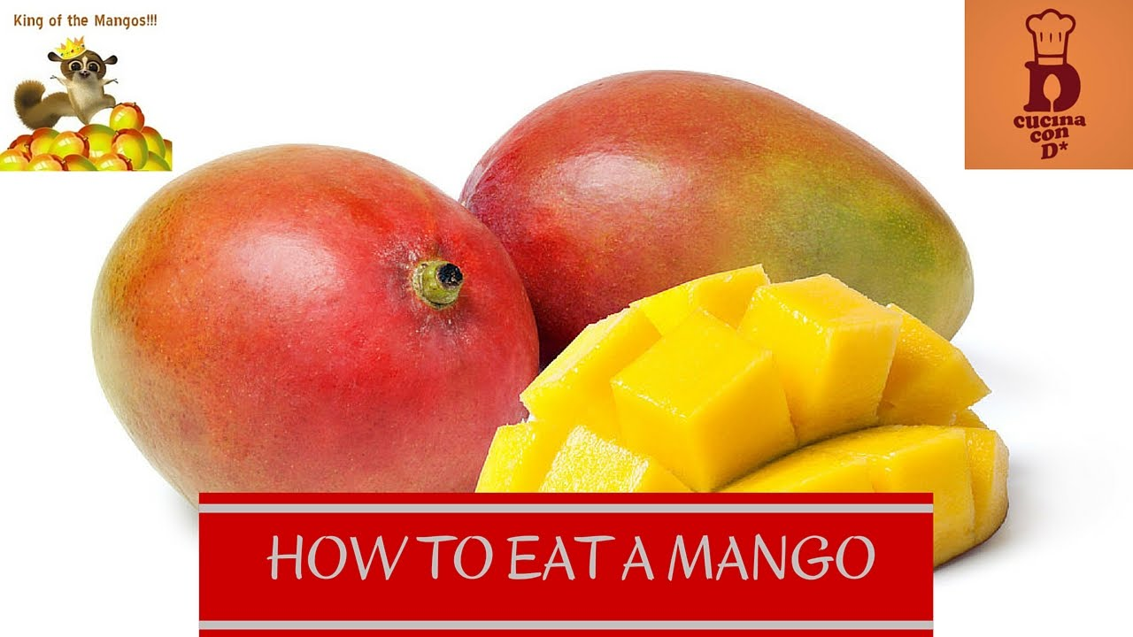 How To Eat A Mango 20161117