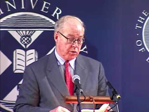 Hans Blix: Reducing the Spread of Weapons of Mass Destruction