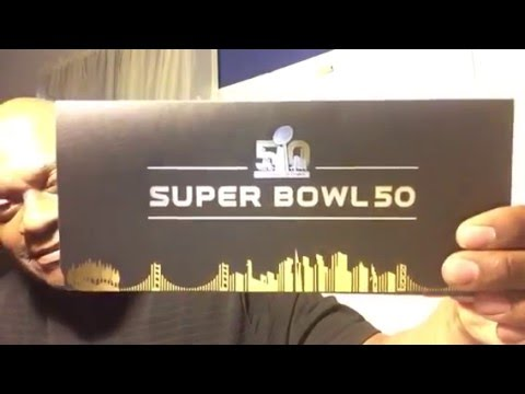 Liked on YouTube: Super Bowl 50 Tickets and Tips #SB50