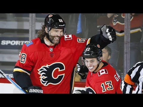 Jagr scores first as a Flame, Draisaitl delivers, Boyle scores emotional goal | Plays of the Night
