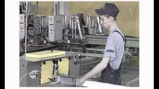 Производство окон из профильных систем REHAU.(Мы приглашаем на экскурсию в цех по производству окон из профильных систем REHAU. Видеоролик познакомит Вас..., 2010-11-11T09:20:52.000Z)