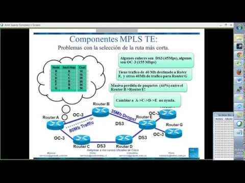MPLS - Ingeniería de Trafico