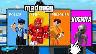 KOSMITA W MAD CITY! I ROBLOX #328
