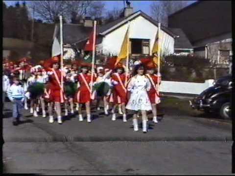 Raphoe - St Patrick's Day 1990