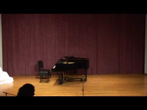 Southwestern Adventist University Broadway Recital