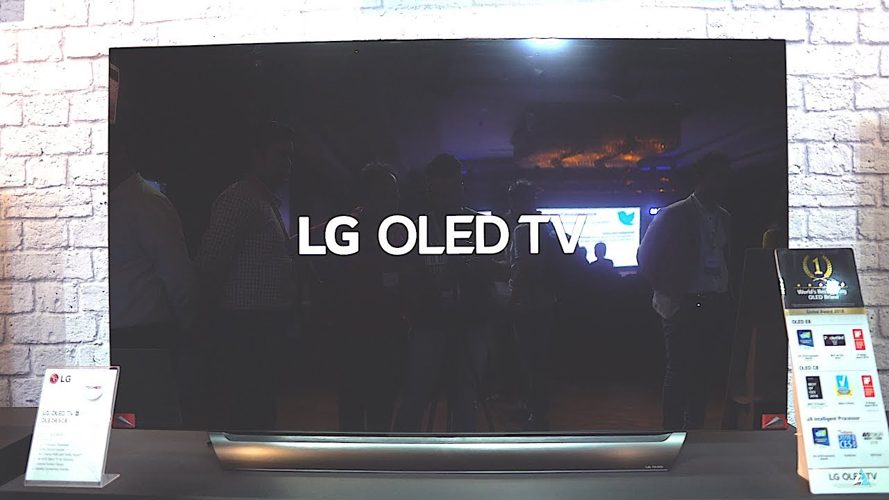 Lg Oled Tv Ai Thinq Hands On And Initial Impressions Youtube