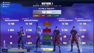 Fortnite Save the World Defense Hard Peaks 4 Sin Construcciones