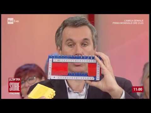 Il coronavirus spiegato dal fisico Valerio Rossi Albertini - Storie italiane 24/02/2020