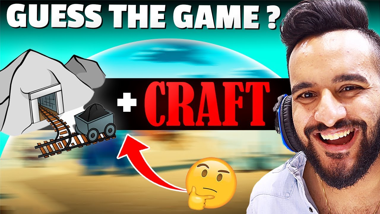 Guess The GAME by EMOJI challenge !! *tough*