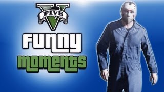 gta 5 online funny moments ep 1 getting laid stalking vanoss flying planes jets