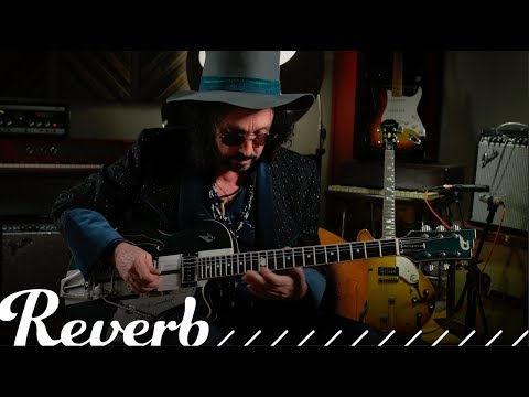Mike Campbell on Vibrato Technique and Influences | Reverb Interview