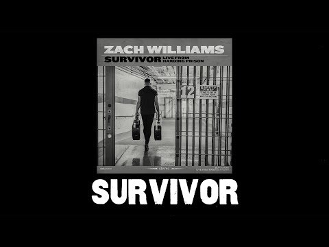 Zach Williams - Survivor (Live From Harding Prison) (Official Audio Video)