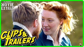 MARY QUEEN OF SCOTS | All clips & trailers (2018)