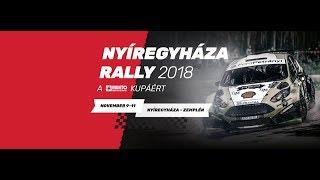 Nyíregyháza Rally előtt - Zemplén TV