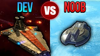 Empire at War DEVELOPER shows NOOB how to play!