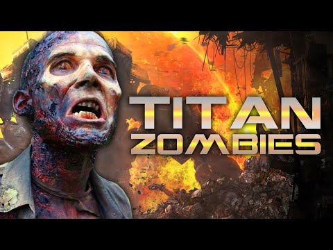 TITAN ZOMBIES - GUN GAME ★ Call of Duty Zombies Mod (Zombie Games)