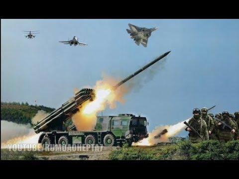 Военный потенциал России 2018  4 минуты ярости-Вооруженные Силы России Комментарии иностранцев