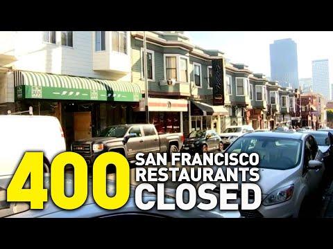 More Than 400 San Francisco Restaurants Close in 2019