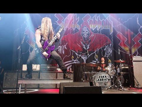 Zakk Sabbath Live Full Show @ Brooklyn Bowl Las Vegas 10/15/16