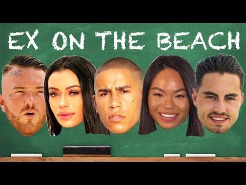 Ex On The Beach Op School