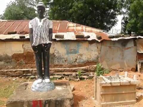 Bolgatanga | Ghana | Upper East Region, tourism, crocodiles, Sumbrungu Painted Houses , Tongo Hills