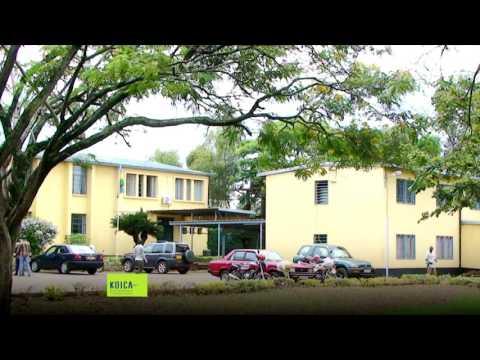 Establishment of Kicukiro Technical Training Center in Rwanda