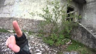 Тактический пейнтбол: Работа в паре