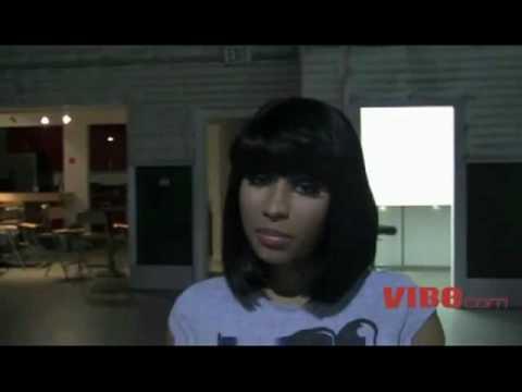 V Exclusive- Nicki Minaj Addresses Haters (Pt. 2) [Vibe TV]